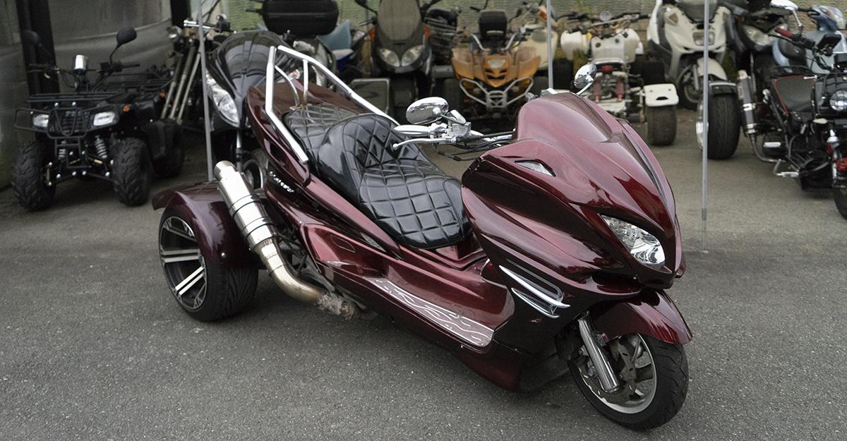 自動車 トライク バギー